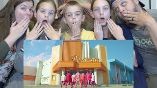 Gambar cover BTS (방탄소년단) '작은 것들을 위한 시 (Boy With Luv) feat. Halsey' | American Reaction