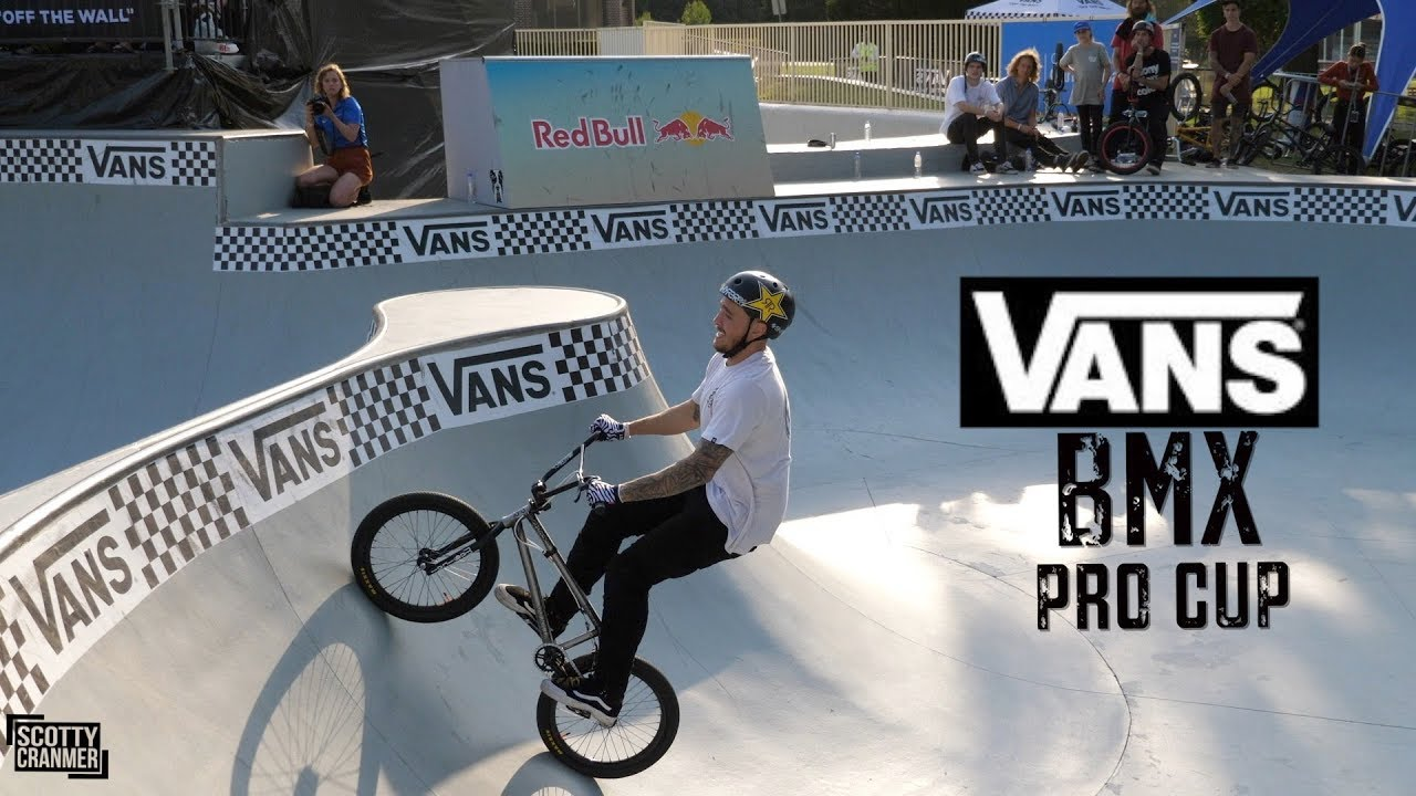 7eb7a2ad25 Vans BMX Pro Cup Contest - Australia! - YouTube