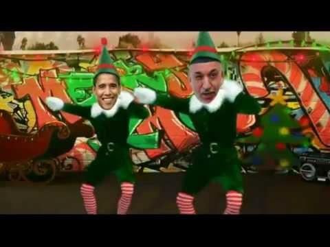 Karzai Obama Dance on Afghan Blod. USA January 2013