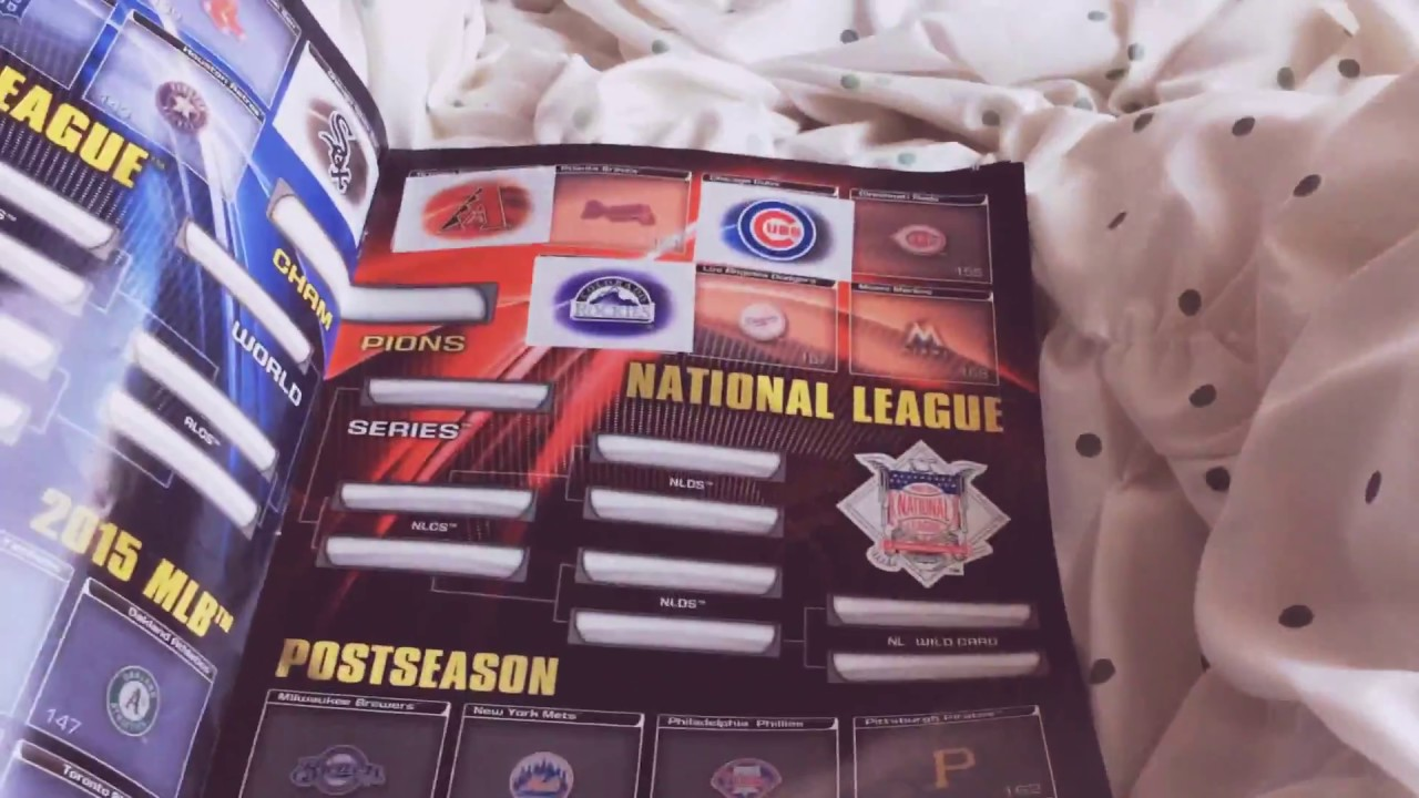 24e982733a0 Baseball sticker book - YouTube