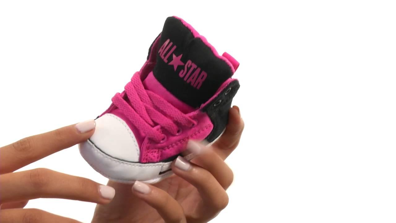 e7c8d037a8e0 Converse Kids Chuck Taylor® All Star® First Star High Street  (Infant Toddler) SKU 8710807