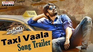 Taxi Vaala Song Trailer - Supreme - Releasing on May 5th