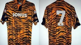 Top 10 Worst Soccer Kits