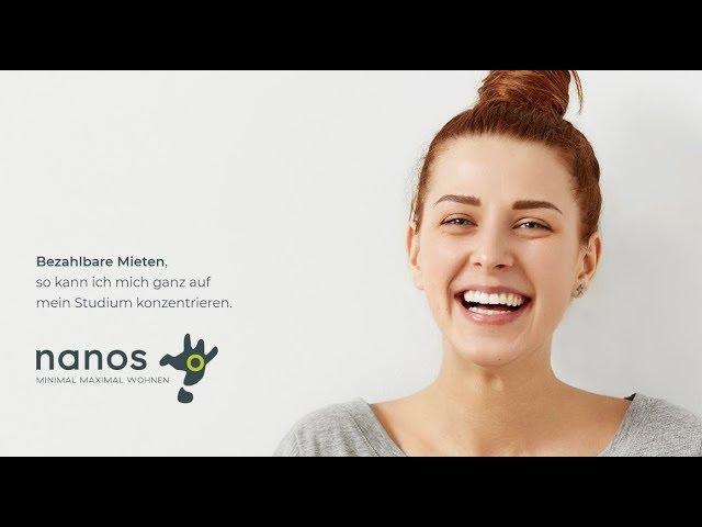 nanos: Wohnungen für Studenten, Singles und Pendler | hanova