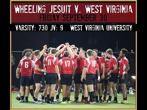 Wheeling Jesuit vs West Virginia