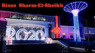 Обзор отеля Rixos Sharm-El-Sheikh