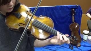 "Kogut fiddle, 5 string, ""Abba"""
