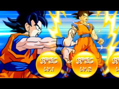 WORST DRAGON BALL Z GAME EVER!!!! (Legend Tap Battle For Dragon Ball Z)