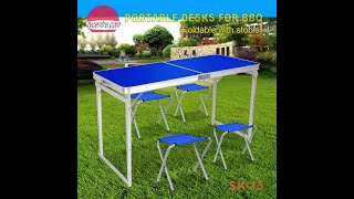 1.5m Picnic table for BBQ outdoor (SK-15)