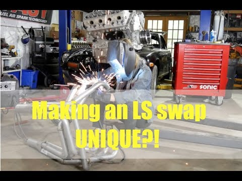 LS engine build for 280Z! In the shop with Emily EP 31