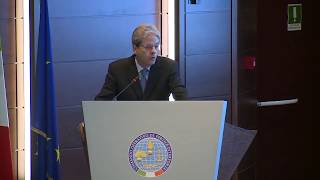 Highlights del discorso del Presidente Gentiloni al Comando Operativo di vertice Interforze