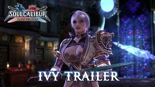 "SoulCalibur Lost Swords - PS3 - Ivy ""Cursed by her own blood"" (Trailer)"