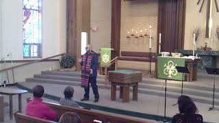 Sermon - February 16, 2020