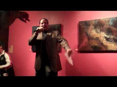 The Unknown Language Karaoke! 10 15 09 (Old School Hip Hop K