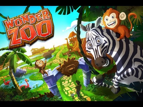 Wonder Zoo - Mobile Game Trailer