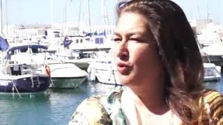 Diàlegs al Castell: Rosa Flores, directora del Port Segur-Calafell