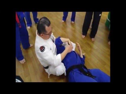 (128)Gongkwon Yusul Jinju Dojang Seminar (Korean martial Arts)