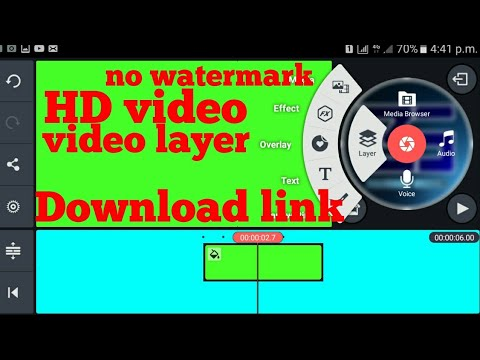 Download Kinemaster Diamond Video Editing Tutorial On Android Apps
