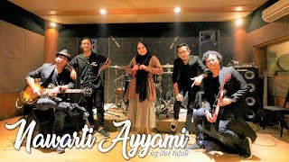 NAWARTI AYYAMI (Not Tujuh cover)