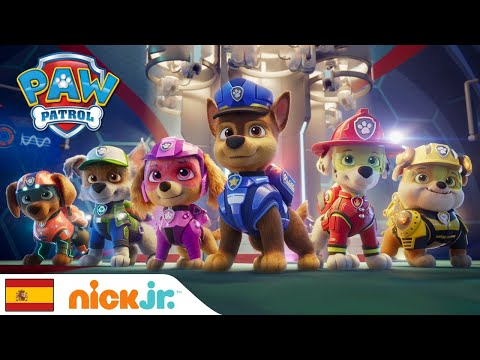 La Patrulla Canina: La Película    Nick Jr. en Español