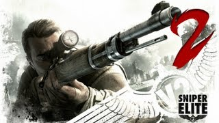 Sniper Elite V2 Walkthrough - Part 2 (PC, Xbox360, PS3) Gameplay