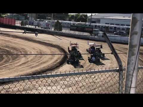 Delta Speedway 6/15/19 Jr Sprint Heat 1B Cash