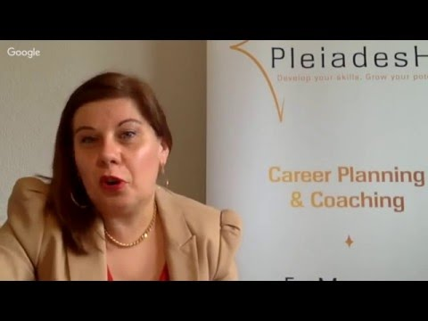 I am my own project manager - Job search strategy