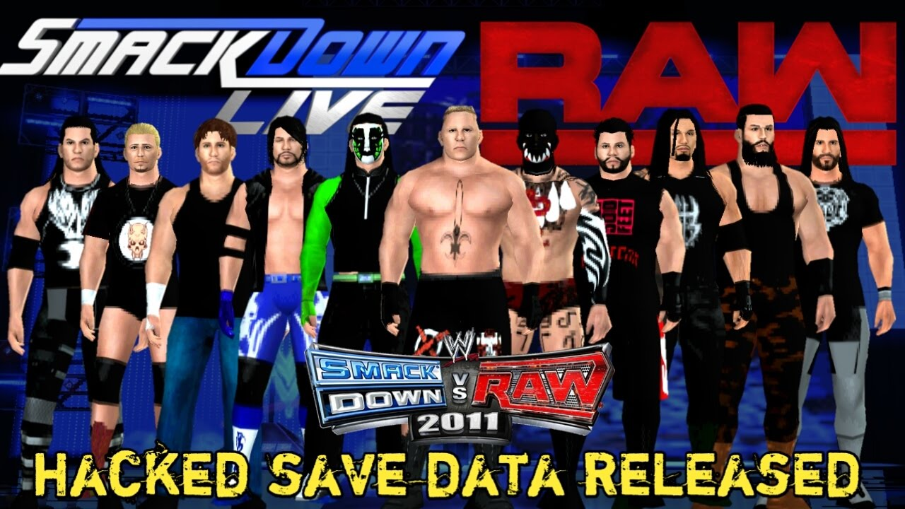 Download Game Ppsspp Wwe 2011