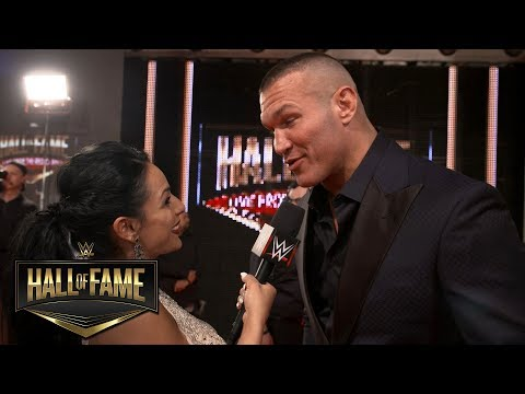 Randy Orton's wife poses question in red carpet bonus interviews: WWE Exclusive, April 6, 2019