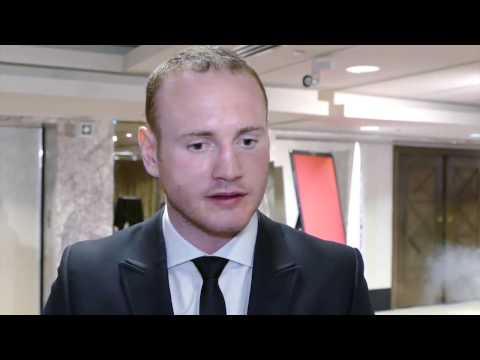 George Groves Exclusively talks about all things boxing and finishes