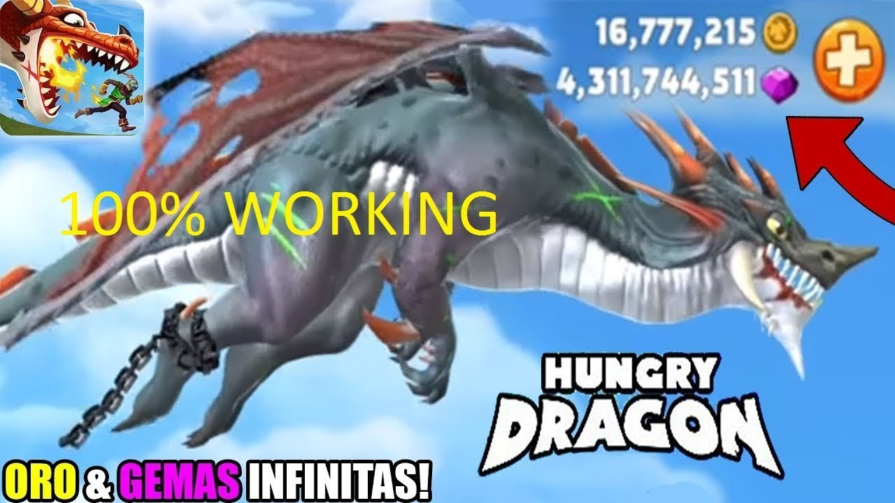 Hungry Dragon Hack Cheats Online