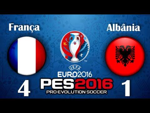 FRANÇA x ALBÂNIA ( UEFA EURO 2016 ) - YouTube dfd90351337ce