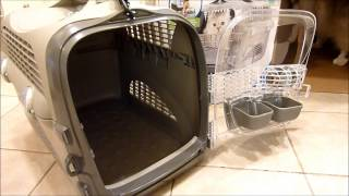 Ragdoll Cats Receive Catit Design Cabrio Carrier System for Cats - ねこ - ラグドール - Floppycats