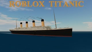 Bande-annonce de Roblox Titanic [OFFICIAL]