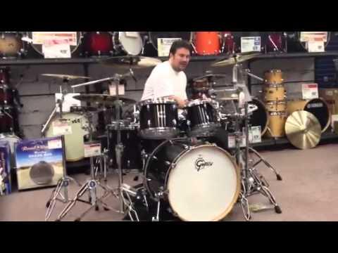 """Sabastian """"Baz"""" 2013 Guitar Center Drum Off Contest"""