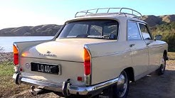 Peugeot 404 - Walk Around, Start Up and Drive