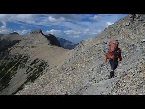 Backpacking Glacier National Park: A 9 Day Dawson, Pitamakan, Two Med, Marthas Basin Loop