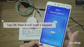 EACHEN WiFi-IR Universal Remote Controller using Tuya APP - EACHEN