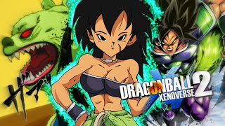 Download How To Create Female Broly The Original Dragon Ball