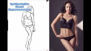 Сексуальные позы для женского фото/Sexy female pose for a photo