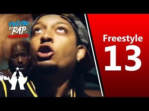 VOLVIO EL RAP DOMINICANO (Part. 13) @RochyRd #CiruMonkey #Freestyle HD