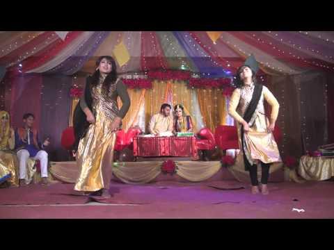 Dholi Taro Dhol Baje Dance By PROMIE And SABBAH