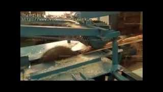 Станок для переработки горбыля МАРШАЛ 3