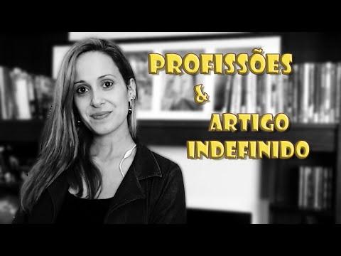 Aula 7 -  Profissões/Artigo Indefinido (A-AN) em INGLÊS - BÁSICO