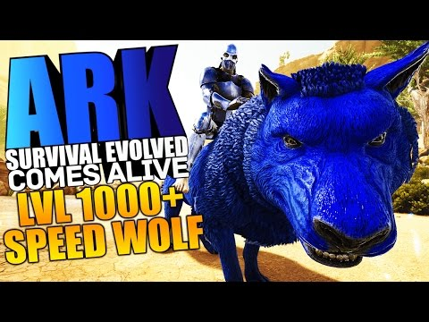 ARK Survival Evolved - TEK BIONIC SPINO, UNLIMITED DUPING POTION