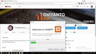 Gambar cover Tutorial instalasi dan Penggunaan Local Server XAMPP Terbaru