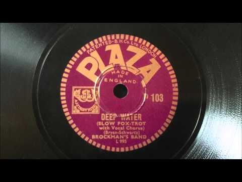 "Oscar Rabin and His Romany Band (with Elsie Carlisle) - ""Deep Water"" (1933)"