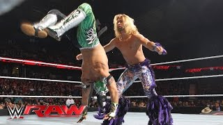 Kalisto vs. Tyler Breeze: Raw, 7. März 2016