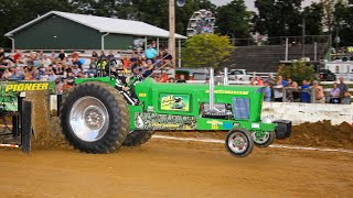 V8 Modified Tractors at Berryville Virginia August 15 2019