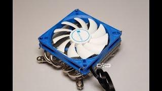 БОЛЬШОЙ ТЕСТ low profile Coolers CPU